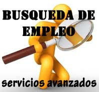 SERVICIOS AVANZADOS DE BUSQUEDA DE EMPLEO . Sale del sitio www.librilla.es  